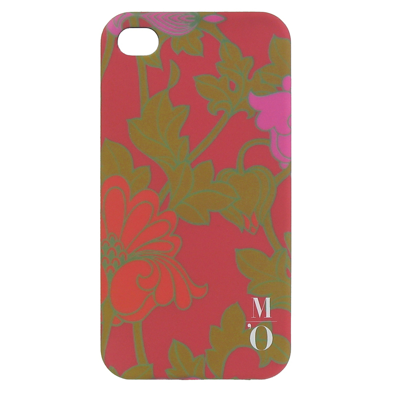 "Coque IPhone 4 - ""Sanderson & Co"""