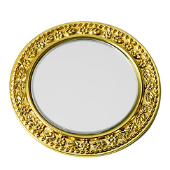 Purse Mirror - Queen Marie-Antoinette's Token