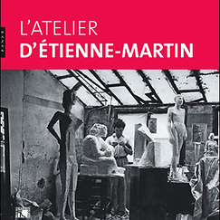 Catalogue d'exposition Étienne Martin