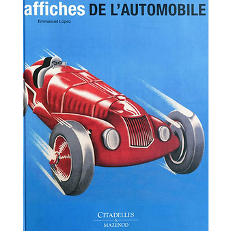 Affiches de l'automobile