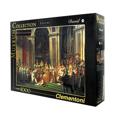 1000 Pieces Puzzle - The Coronation of Napoleon