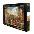 1000 Pieces Puzzle - The Wedding Feast at Cana
