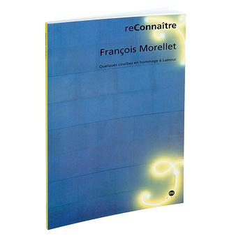 François Morellet - Quelques courbes en hommage à Lamour