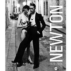 Catalogue d'exposition - Helmut Newton, 1920 - 2004