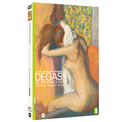 Degas, the Body Stripped Bare DVD