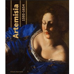 Catalogue d'exposition Artemisia (1593-1654)