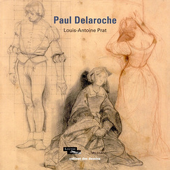 Exhibition catalogue Paul Delaroche
