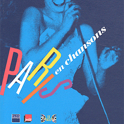 Catalogue d'exposition Paris en chansons (avec 2 CD audio)