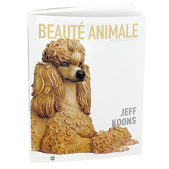 "Notebook exhibition "" Beauté animale"" - Limited edition. march - july 2012"