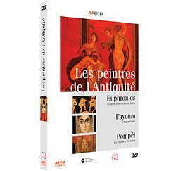 Les Peintres de l'Antiquité (The painters of Antiquity) DVD