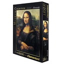 1000 Pieces Puzzle - Mona Lisa