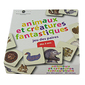 Memory game - Animaux et créatures fantastiques ( Animals and fantastic creatures)