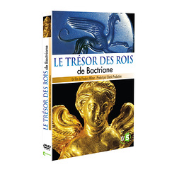 Le trésor des rois de Bactriane (The treasure of the king's of Bactrie) DVD