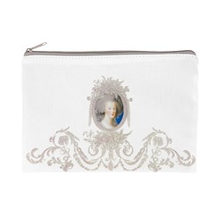 """Marie-Antoinette à la rose"" make-up Pouch"
