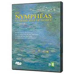Dvd Les Nymphéas, le grand rêve de Monet