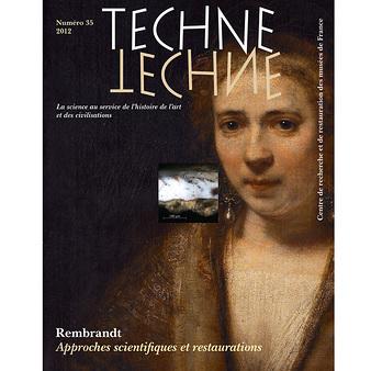 Techne n° 35 - Rembrandt