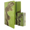 "Set of folder and notebook ""Winged Victory of Samothrace"""