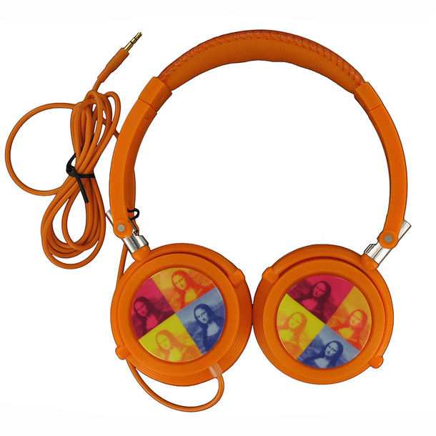 "Casque audio ""Mona Pop"""