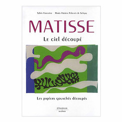Matisse - The cut-out sky - Cut-out gouache papers - Citadelles et Mazenod