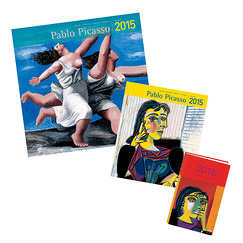 Picasso 2015 Calendars and diary set