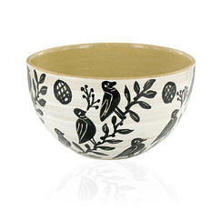 "Bowl ""Tree Birds"""