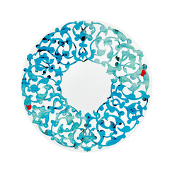 Arabesque Large plate