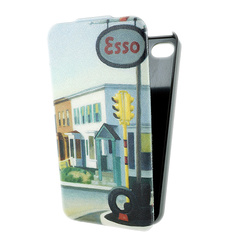IPhone 4/4S Protective Case - Edward Hopper