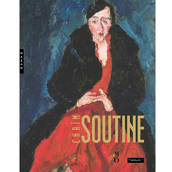 Catalogue d'exposition Chaïm Soutine