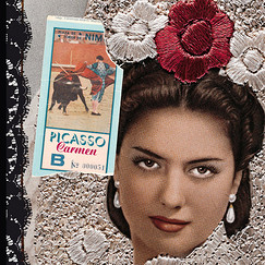 Catalogue Picasso Carmen