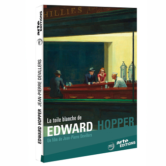 Edward Hopper and the blank canvas Dvd