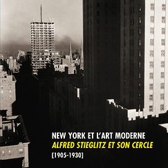 Catalogue Alfred Stieglitz New-York et l'art moderne