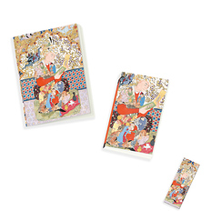"""Le Lecteur"" 2 Notebooks & Magnet Set"