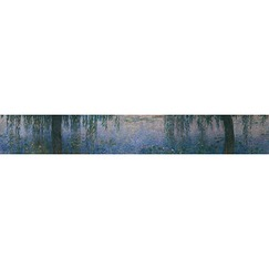 Le Matin clair aux saules by Claude Monet Poster