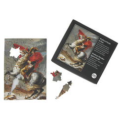 Wooden jigsaw puzzle 40 pieces - Napoleon