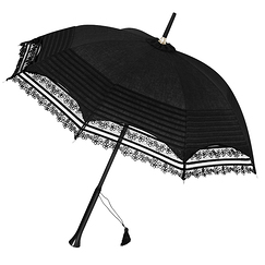 Pierre Vaux Black Sun Umbrella