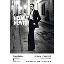 Helmut Newton Exhibition print