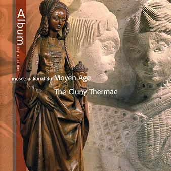 Album du musée national du Moyen Âge - Thermes de Cluny - Anglais