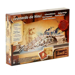 Swing Bridge - Leonardo da Vinci