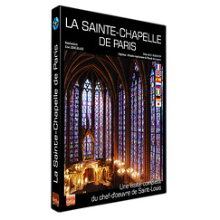 Dvd La Sainte-Chapelle de Paris
