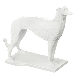 Stapzla Standing Greyhound by François Pompon