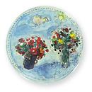Purse mirror Rosace - Marc Chagall