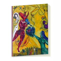 "Marc Chagall Notebook ""La Danse"""