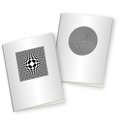 """Dynamo"" exhibition 2 Mirror Notebooks Set"