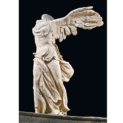 Poster The Winged Victory