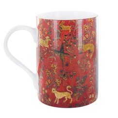 The Lady and the Unicorn Hearing Mug