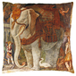 "Cushion cover ""Royal Elephant"""