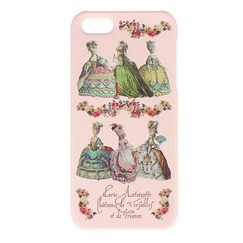 Engravings of fashion at the time of Marie-Antoinette - IPhone 5 case