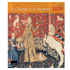 The Lady and the Unicorn 2018 Calendar