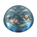 """Water Lilies"" Paperweight"