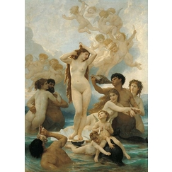 The Birth of Venus (Bouguereau)